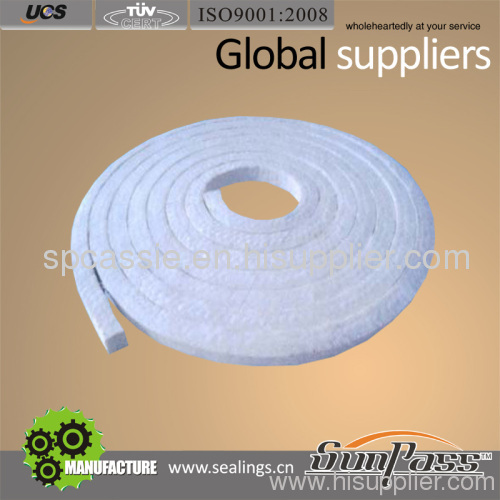 Acrylic Fiber PTFE Packing With Lubricant