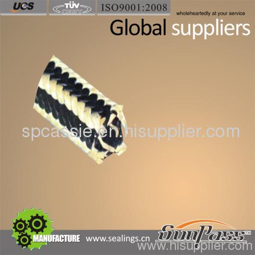 Corner Carbonized Kevlar Packing