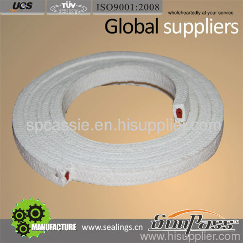 Ramie PTFE Packing With Silicon Core