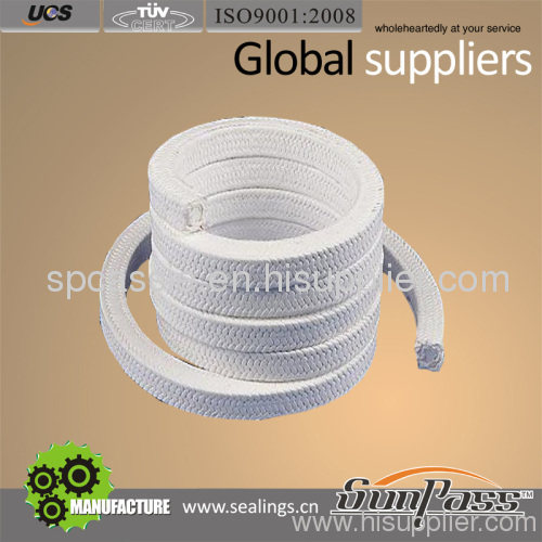 Pure PTFE Packing With Lubricant