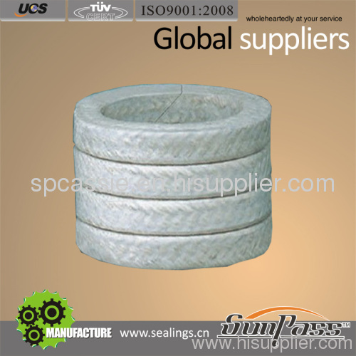Ramie Fiber Packing Lubricated With PTFE