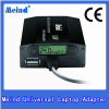 Meind Universal Laptop Adapter 100W with LCD voltage display