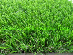 newly developed balcony artificial grass