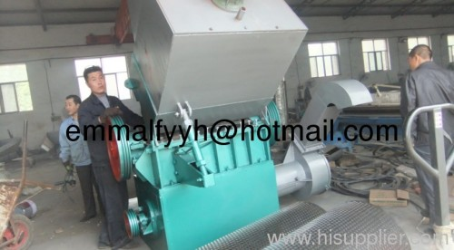 China Efficient PET Crusher/Shredder Machine