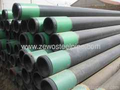 API5CT Seamless Steel Pipe Manufacturing