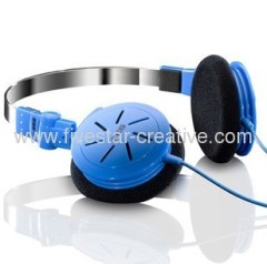 AKG K402 Headband Headphones Blue