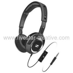 Sennheiser HD238 On-Ear Stereo Headphones with Open-Air Design for High Resolution Stereo Sound