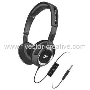 Sennheiser HD238 Precision High quality Headphones Black