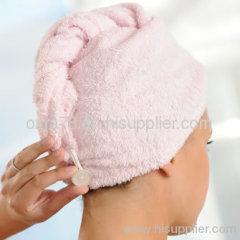 Cotton Hair Turban Towels