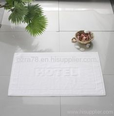 Cotton Hotel bath Mats