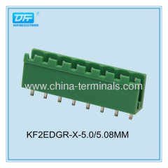 Male pluggable terminal block suppliers