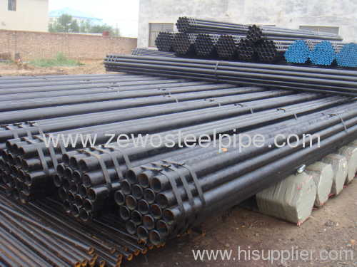 A106-B Cold Drawn Seamless Steel Pipes