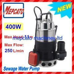 RS-2.4SA Sewage Water Submersible Pump