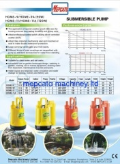 HOME-9 household Drainage Submersible Pump