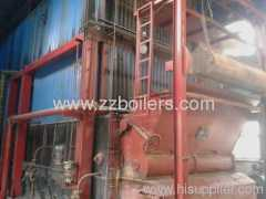 horizontal SZL Series Biomass Boilers