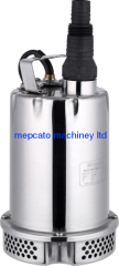 CSS-250 stainless steel centrifugal submersible water pump