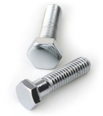 HEX BOLTS WITH NUTS WITH