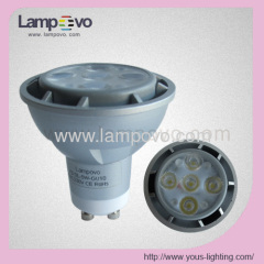 100LM GU10 MR16 5*1W HIGH POWER LED BULB