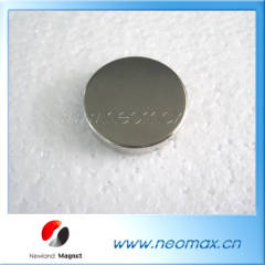 sintered disc NdFeB magnets