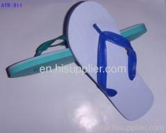 white-dove 811 plastic light slippers 6
