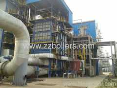ZG Series 35 t/h Fuel and Gas Boiler