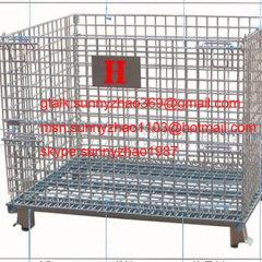 wire mesh storage container