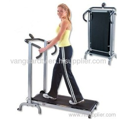 Foldable Manual Treadmill As Seen On TV