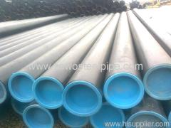 ASTM carbon steel pipe with fluid transport