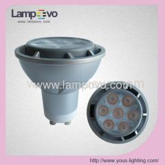 GU10 MR16 7*1W 500LM LED SPOT LAMP SPOTLIGHT