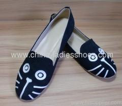 fashion ladies flat shoe