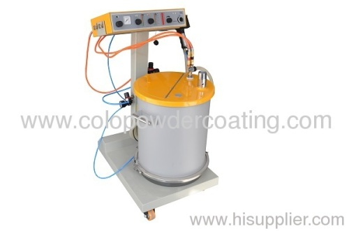 leading electrostatic spray equipment manufacturers in China