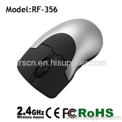 5.8Ghz wireless usb optical mouse