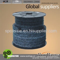 Carbonized Packing With PTFE