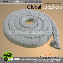 Dusted Asbestos Braided Rope