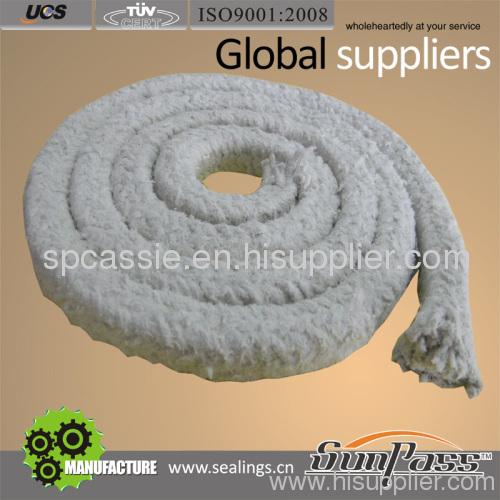 Dusted Asbestos Braided Rope