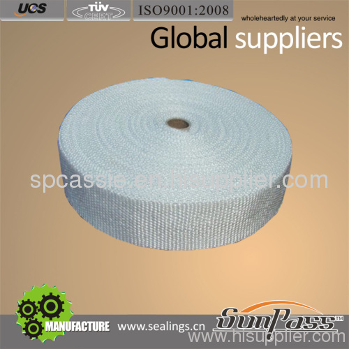 Fireproof Texturized Fiberglass Tape