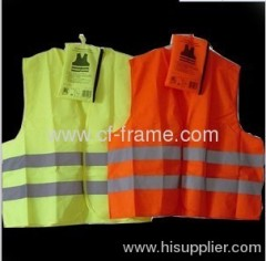 road sercurity reflective safety vest