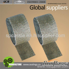 Vermiculite Coated Fiberglass Tape