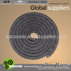 Carbonized Fiber PTFE Packing