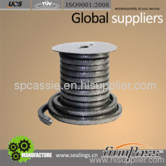 Carbonized Packing with Graphite