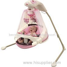 Fisher Price Cradle N Swing Butterfly Manufacturer From