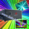 5W high power RGB laser system for outdoor events