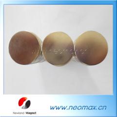 Permanent NdFeB Magnet Disc