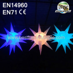 Decorative Hanging Inflatable Stars