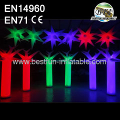 Outdoor Decorative LED Stars