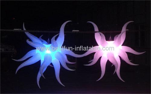 Led Light Inflatable Decoration