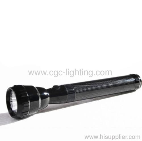 aluminum rechargeable CREE LED flashlight