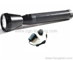 high power aluminum CREE LED flashlight