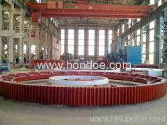 φ 10m big Gear Ring