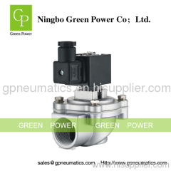 "1"" Right angle Pulse valve"